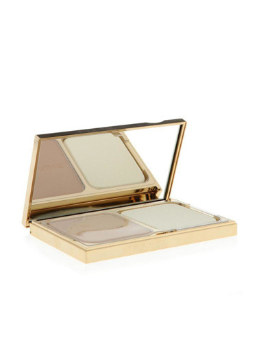 Clarins Everlasting Compact Foundation Cappuccino 114 Ten